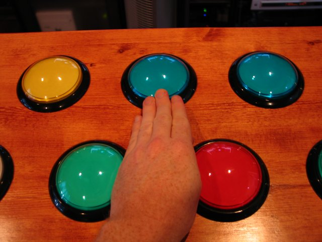 Pop'n Buttons Unlit